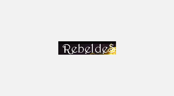 LOGOTIPO REBELDES