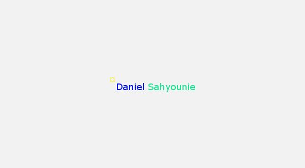Daniel Sahyounie