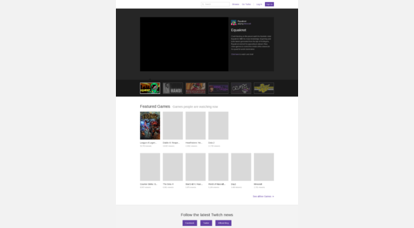 Twitch TV - Hide chat scroll bar - FreeStyler WS