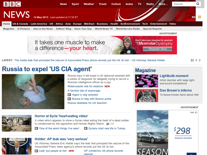 BBC News - compress new layout - FreeStyler WS