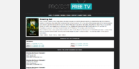 TV Show Page