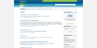 Main page in Light Mode